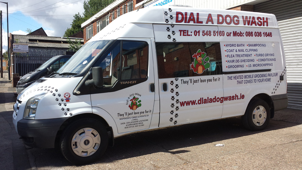 Dial a Dog Wash - Become a Franchisee