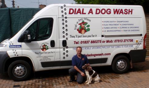 Dog Grooming Tavistock