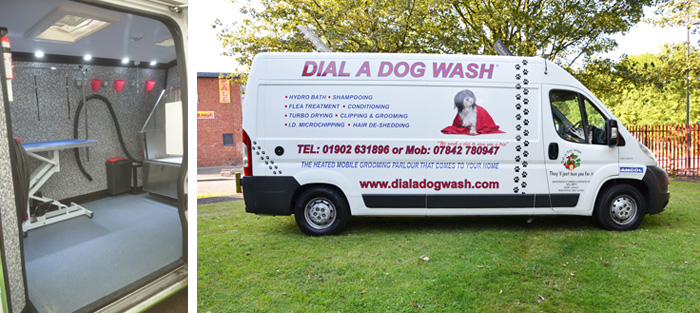 how much mobile dog groomers near me does mobile dog
